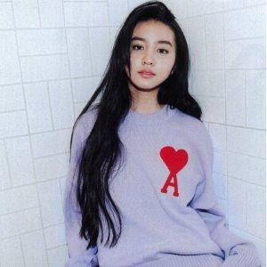 4折起+包退 焦糖卡包$102夏日必败:Ami Paris 春夏新色 $496收封面款香芋紫毛衣