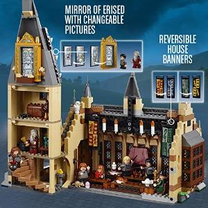 低至8折,£71.99收封面 (原价£89.99)手慢无:LEGO 四款哈利波特系列限时热促 教堂、伏地魔等参加