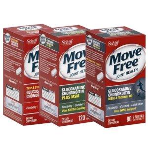 全线降价 低至6折关于Movefree 维骨力 你吃对了吗