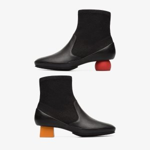 CamperTWINS 女款彩根短靴