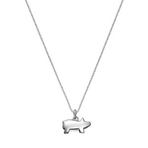 Chinese Zodiac Pendant Charm Necklace Set