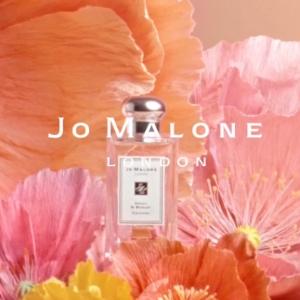 获赠英国梨 + 罂粟花 共18mlJo Malone London 送香氛2件套 罂粟&大麦上新