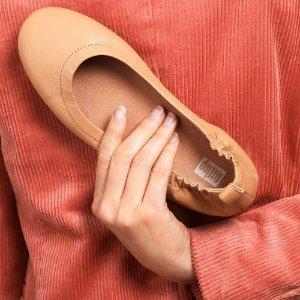 额外8折 Outlet款也参加FitFlop 新款上线 全场舒适女鞋热卖