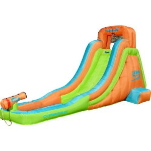 O'Rageous Turbo Slide Inflatable Water Slide