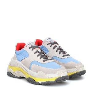 BalenciagaTriple S运动鞋