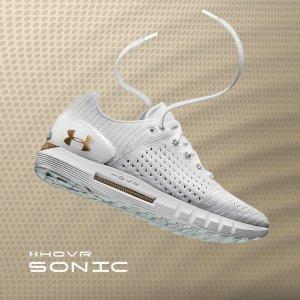 $100+免邮 2018最期待的专业跑鞋上新:Under Armour 最新HOVR Phantom,HOVR Sonic系列发售