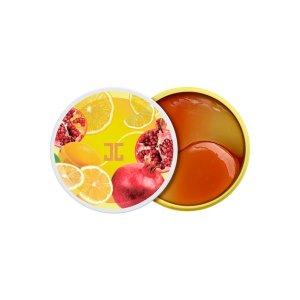 韩国JAYJUN 石榴柠檬紧致眼膜贴 60片 - 亚米网