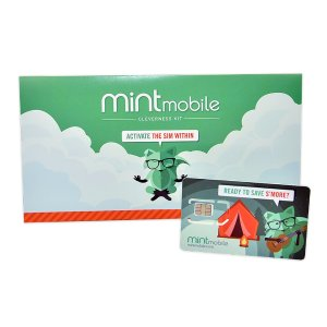 $15/Month Cell Phone Plan | 3GB of 4G LTE Data | Mint Mobile