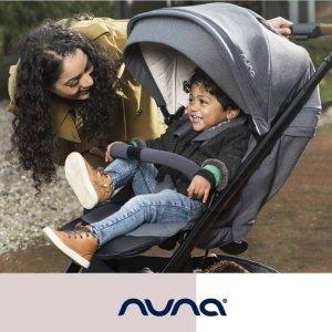 Nuna等全线童车座椅都参加Neiman Marcus 儿童类商品满额送最高$300礼卡,入巴宝莉