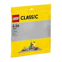 Lego Classic 系列 灰色底板 10701