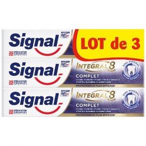 2折后价格Signal牙膏X3