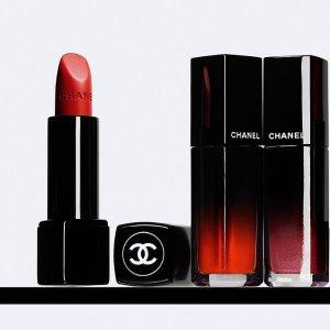 9折!£29抢春季限定唇釉!Chanel 全场热促+送£500豪礼!2021新年限定参加!No.5号发喷仅£43!