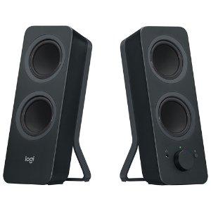 $39.99(原价$59.99)罗技Logitech Z207 2.0 电脑音箱 可连蓝牙和耳机