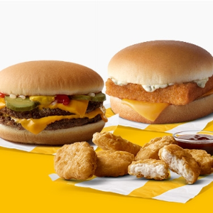 Free MealsMcDonald's Thank You Meals for Front-Line Workers