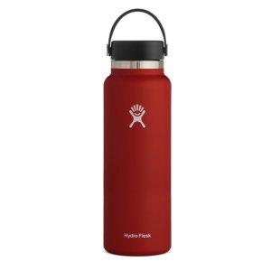 Hydro Flask Wide-Mouth Vacuum Water Bottle - 40 fl. oz.