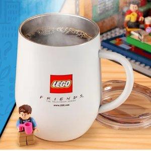 $89.99+送相框LEGO乐高 老友记公寓10292 中央公园咖啡馆21319