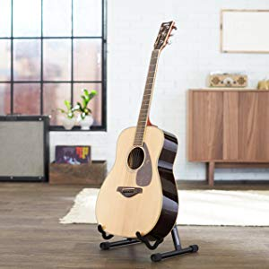 $12.19AmazonBasics Guitar Folding A-Frame Stand for Acoustic and Electric Guitars