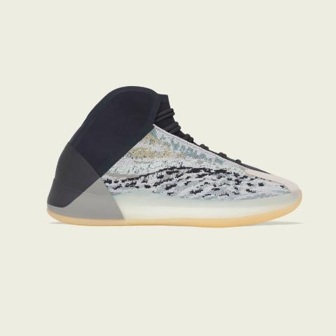 """定价$400 3月19日APP发售新品预告:YEEZY QNTM """"Sea Teal"""" 球鞋本周来袭"""