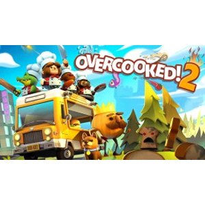 Overcooked! 2 | PC - Steam | Game Keys