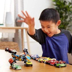 $17.99(原价$39.99)Hot Wheels 儿童迷你玩具车 20件组 送男宝宝的好礼物