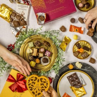 Up To 25% OffGodiva Christmas Gift Boxes Litmited Time Offer