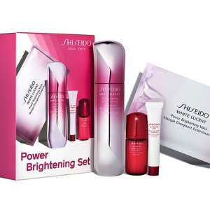 Ending Soon: Dealmoon Exclusive Up to $125 Off With Shiseido Products Purchase @ Neiman Marcus