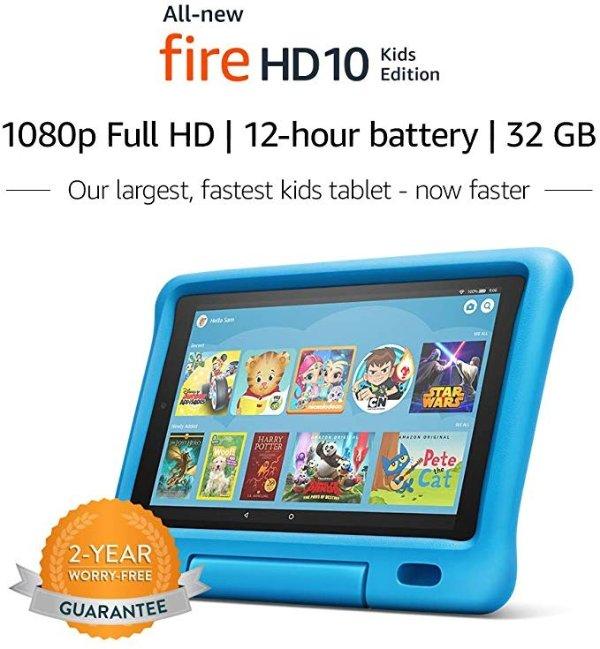 Fire HD 10 32GB 儿童版平板电脑