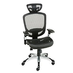 $139.99 (原价$229.99)Staples Hyken Technical 人体工程学网布办公椅