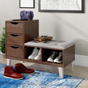 As low as $10Wayfair Selected Shoe Storage & Shoe Organizers on Sale