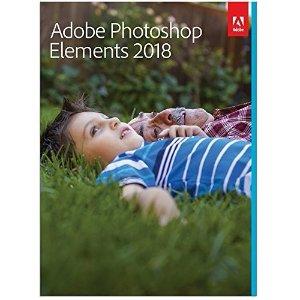 $59Adobe Photoshop Elements 2018