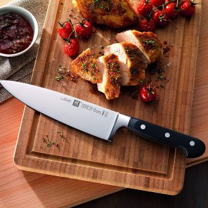 主图Pro S系列厨师刀€42限今天:Zwilling 双立人低至5折热卖 收刀具、餐具、锅具