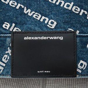 3折起+额外8.5折 €127收牛仔裤Alexander Wang 大王惊喜价上线 收泫雅同款春夏厚底运动鞋