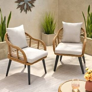 As low as $54Wayfair Selected Patio Lounge Chairs on Sale