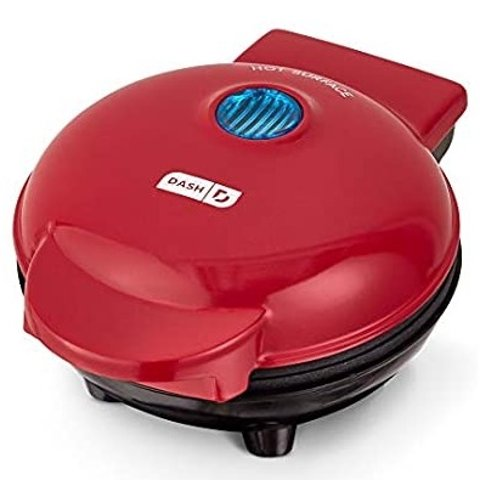 $9.99Dash DMS001RD Mini Maker Electric Round Griddle