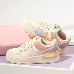 $95收纯白大童款上新:Nike Air Force 1 火爆百搭运动鞋 $145收封面冰淇淋色