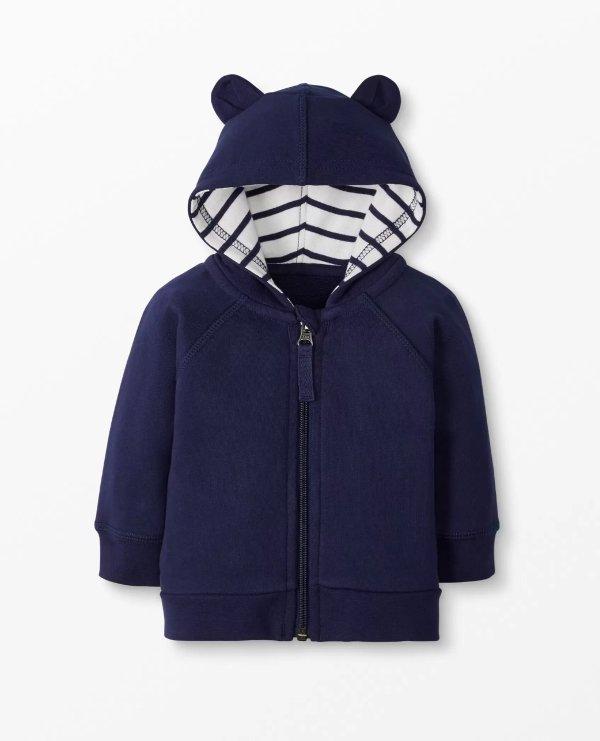 婴幼儿连帽外套,多色选