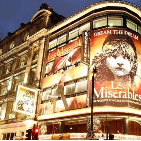 £18起 艺术就在你眼前伦敦西区剧院看剧入门介绍 音乐剧、戏剧、歌剧通通不漏