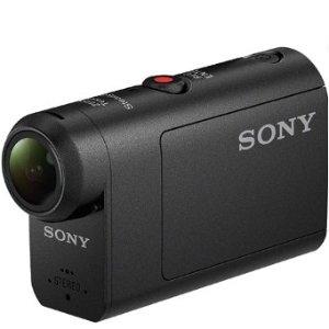 $99.99(原价$249.99)Sony AS50R 索尼首款可变焦运动相机 你的好拍档