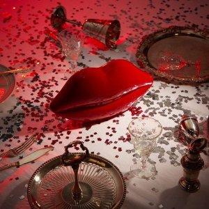 低至3折 £28收红唇钱包情人节好礼物:Lulu Guinness 情人节大促开跑 俏皮红唇甜蜜袭来