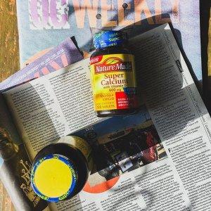 额外8折 $5.4收300粒钙片Nature Made 保健品热卖 收综合维生素、鱼油 新包装