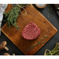 USDA Prime Black Angus Filet Mignon 牛排 8oz