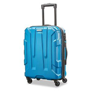 $79Samsonite Centric Expandable Hardside Carry On Luggage