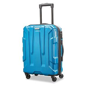 $79(原价$139.99)新秀丽Centric 可扩展万向轮硬壳20寸登机箱,多色可选