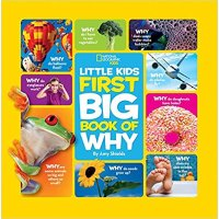 NATIONAL GEOGRAPHIC 童书 Little Kids First Big Book of Why (Little Kids First Big Books)