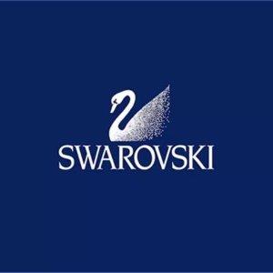 低至2.4折+额外6折Swarovski 珠宝大促 满钻手链$68收 黑水晶款$25(原价$101)