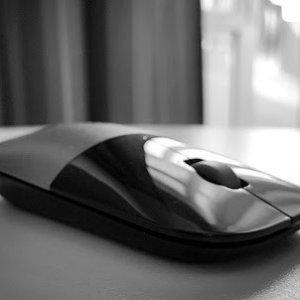 半价仅€9.9 时尚纤薄史低价:HP Z3700 无线鼠标热促 即插即用 16个月超长续航