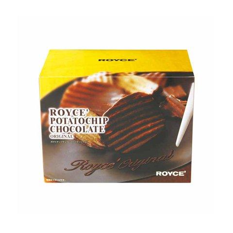 【2%返点】ROYCE'北海道巧克力薯片