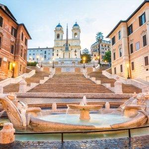 酒店+往返机票仅需98欧罗马市中心酒店Marta Inn两晚住宿仅需41欧