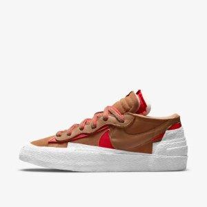 NikeBlazer Low x sacai 联名