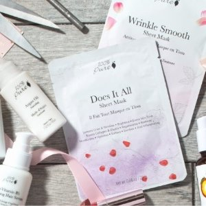 Enjoy $10 Beauty Dealswith $45 purchase @100%Pure